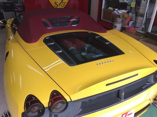 「フェラーリ」「フェラーリ F430スパイダー」「オープンカー」「福岡県」の中古車9