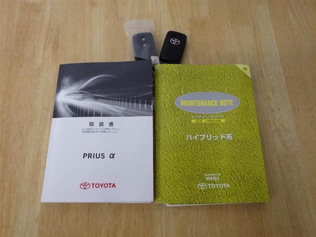 G フルセグ メモリーナビ DVD再生 バックカメラ ETC LEDヘッドランプ 乗車定員7人 3列シート 記録簿(19枚目)