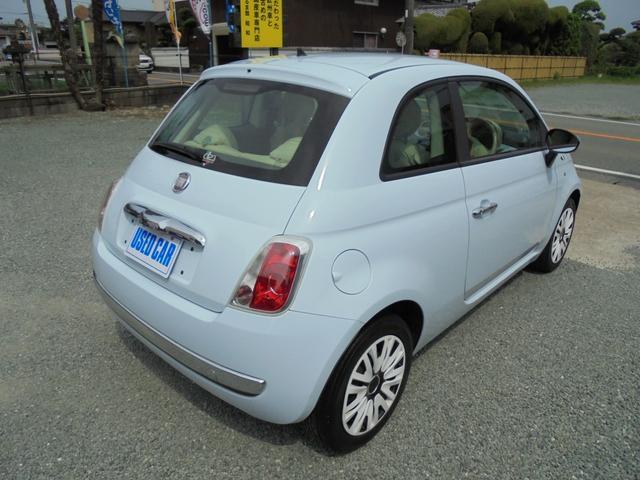 「フィアット」「フィアット 500」「コンパクトカー」「福岡県」の中古車14