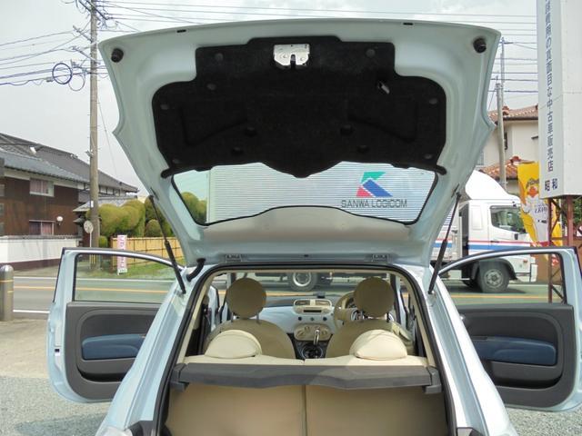 「フィアット」「フィアット 500」「コンパクトカー」「福岡県」の中古車18