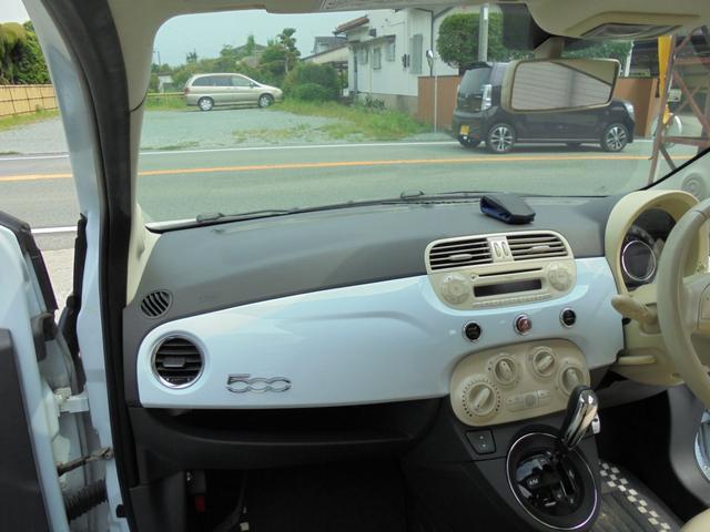 「フィアット」「フィアット 500」「コンパクトカー」「福岡県」の中古車27