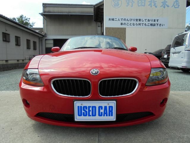 「BMW」「BMW Z4」「オープンカー」「福岡県」の中古車3