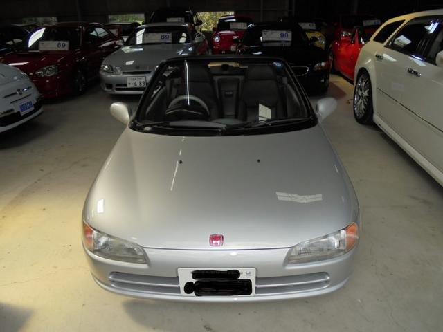 「ホンダ」「ビート」「オープンカー」「福岡県」の中古車4