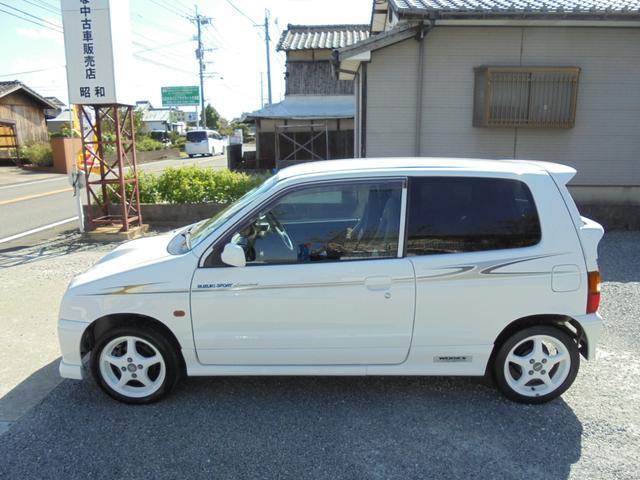「スズキ」「アルトワークス」「軽自動車」「福岡県」の中古車8