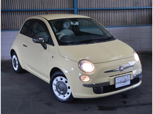 「フィアット」「500(チンクエチェント)」「コンパクトカー」「福岡県」の中古車21
