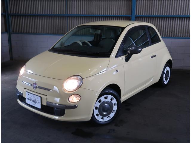 「フィアット」「500(チンクエチェント)」「コンパクトカー」「福岡県」の中古車22