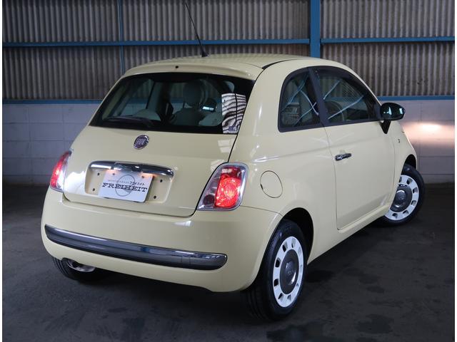 「フィアット」「500(チンクエチェント)」「コンパクトカー」「福岡県」の中古車23