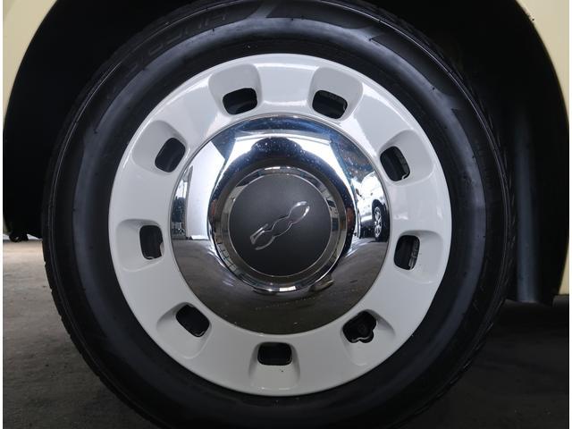 「フィアット」「500(チンクエチェント)」「コンパクトカー」「福岡県」の中古車29