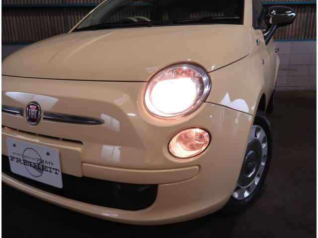 「フィアット」「500(チンクエチェント)」「コンパクトカー」「福岡県」の中古車10