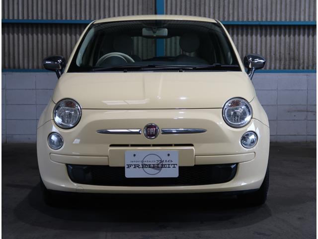 「フィアット」「500(チンクエチェント)」「コンパクトカー」「福岡県」の中古車17