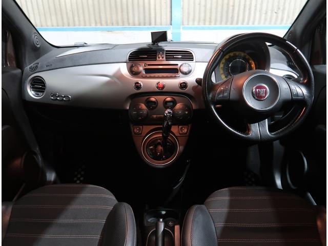 「フィアット」「500(チンクエチェント)」「コンパクトカー」「福岡県」の中古車3