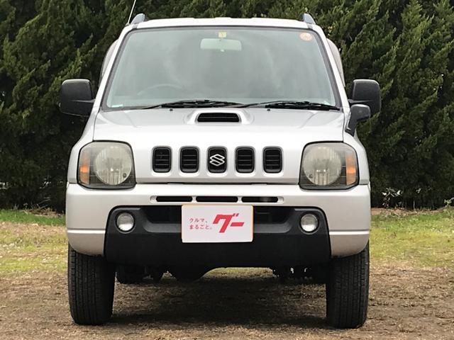 XC 5速MT 4WD ターボ 社外アルミホイール キーレス(3枚目)
