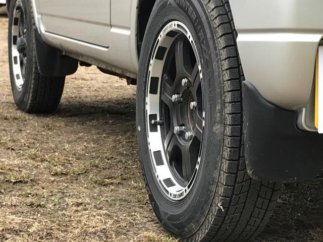 XC 5速MT 4WD ターボ 社外アルミホイール キーレス(8枚目)