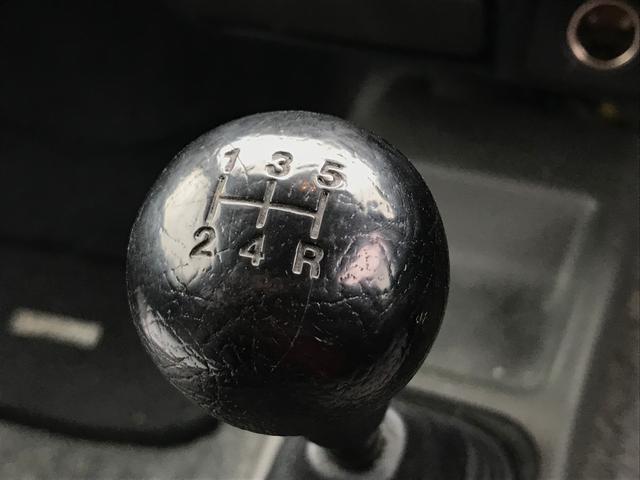 XC 5速MT 4WD ターボ 社外アルミホイール キーレス(18枚目)