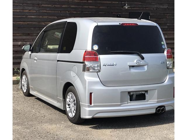 「トヨタ」「スペイド」「ミニバン・ワンボックス」「佐賀県」の中古車8