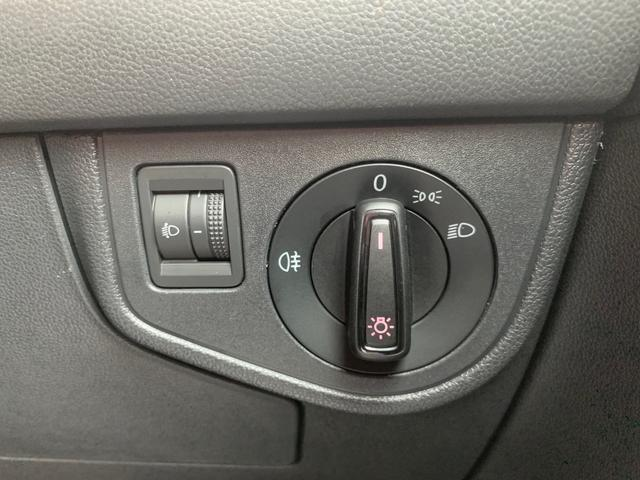 ハンドル右下でライトの切り替えができます!