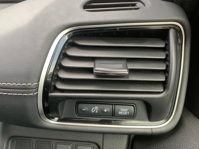 メーター切替ボタンはエアコン吹き出し口の下にあります☆