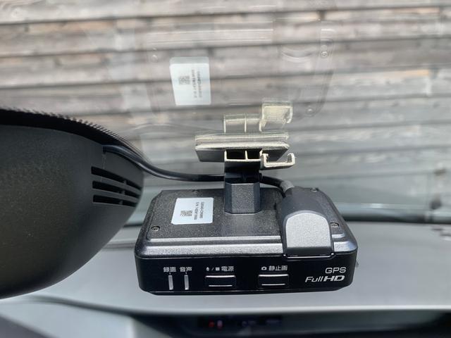 もしもの時でも安心!ドライブレコーダーもしっかり装備しています☆
