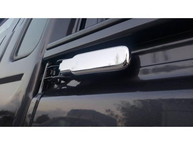 ジャンボ 4WD エアコン パワステ 5速マニュアル車 LEDヘッドライト 社外15インチアルミホイール ボコボコタイヤ 革調シートカバー メッキパーツ オールペイント(8枚目)