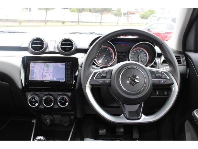 RS セーフティパッケージ装着車 LEDライト シートヒーター運転席 ETC 社外SDナビMDV-L503W スマートキー(8枚目)