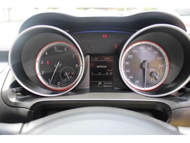 RS セーフティパッケージ装着車 LEDライト シートヒーター運転席 ETC 社外SDナビMDV-L503W スマートキー(18枚目)