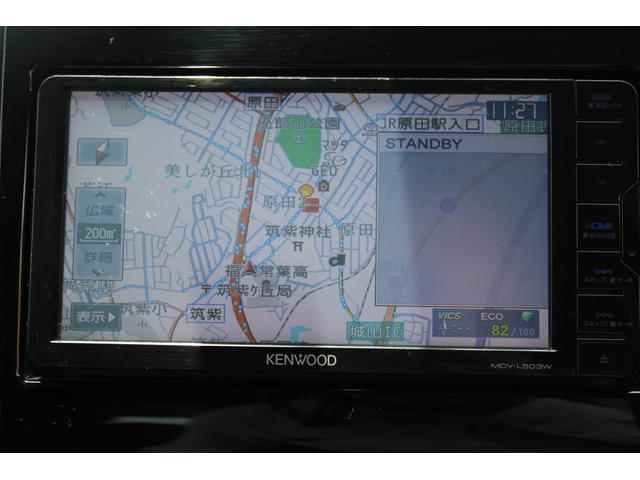 RS セーフティパッケージ装着車 LEDライト シートヒーター運転席 ETC 社外SDナビMDV-L503W スマートキー(45枚目)