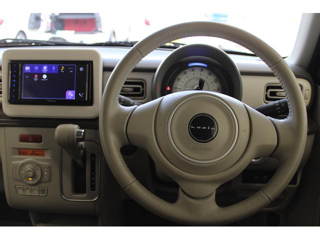 Fリミテッド ワンオーナー 禁煙車 シートヒーター アイドリングストップ 衝突軽減ブレーキ HID オートライト スマートキー プッシュスタート オートエアコン デイスプレイオーディオ BT DVD CD(3枚目)