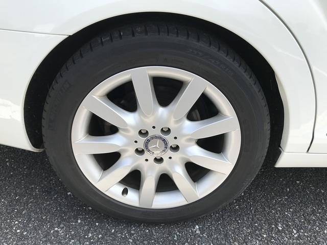 S350禁煙1オーナー黒革SRマルチ車検33年4月タイヤ新品(11枚目)
