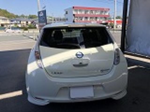 「日産」「リーフ」「コンパクトカー」「熊本県」の中古車5