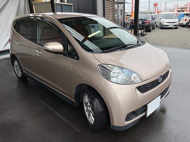 「ダイハツ」「ソニカ」「軽自動車」「熊本県」の中古車8
