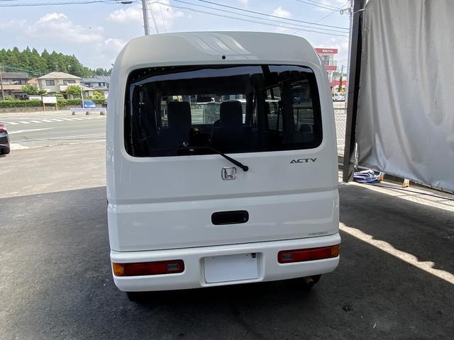 「ホンダ」「アクティバン」「軽自動車」「熊本県」の中古車6