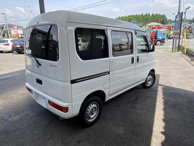 「ホンダ」「アクティバン」「軽自動車」「熊本県」の中古車7