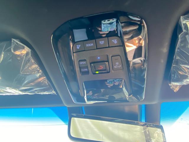 Z レザーパッケージ 自社デモカー4WDモデリスタエアロ調光ルーフITSコネクトパノラミックビュー寒冷地1500WコンセントJBLナビトヨタセーフティセンスBSMデジタルインナーミラー黒革エアパワーシート(18枚目)