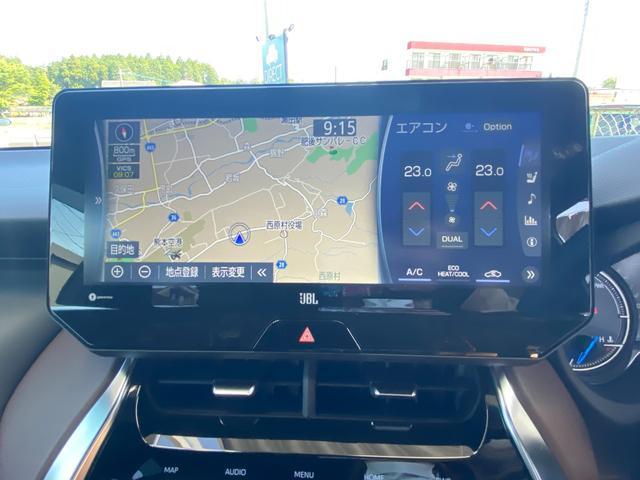 Z レザーパッケージ 自社デモカー4WDモデリスタエアロ調光ルーフITSコネクトパノラミックビュー寒冷地1500WコンセントJBLナビトヨタセーフティセンスBSMデジタルインナーミラー黒革エアパワーシート(20枚目)