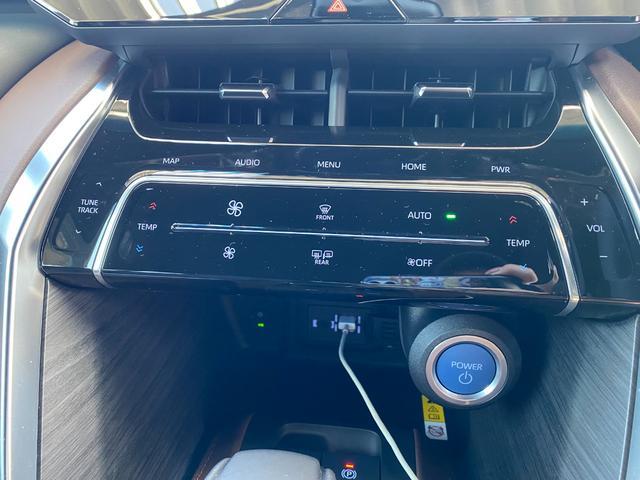 Z レザーパッケージ 自社デモカー4WDモデリスタエアロ調光ルーフITSコネクトパノラミックビュー寒冷地1500WコンセントJBLナビトヨタセーフティセンスBSMデジタルインナーミラー黒革エアパワーシート(25枚目)