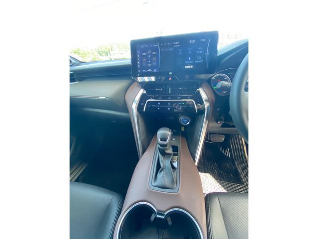 Z レザーパッケージ 自社デモカー4WDモデリスタエアロ調光ルーフITSコネクトパノラミックビュー寒冷地1500WコンセントJBLナビトヨタセーフティセンスBSMデジタルインナーミラー黒革エアパワーシート(61枚目)