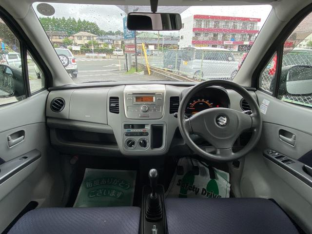 FX ワゴンR 660FX ミッション ユーザ買取車 純正オーディオ(17枚目)