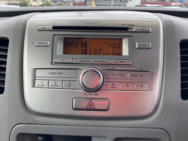 FX ワゴンR 660FX ミッション ユーザ買取車 純正オーディオ(18枚目)