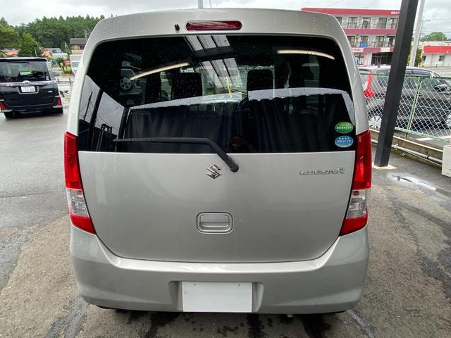 FX ワゴンR 660FX ミッション ユーザ買取車 純正オーディオ(55枚目)