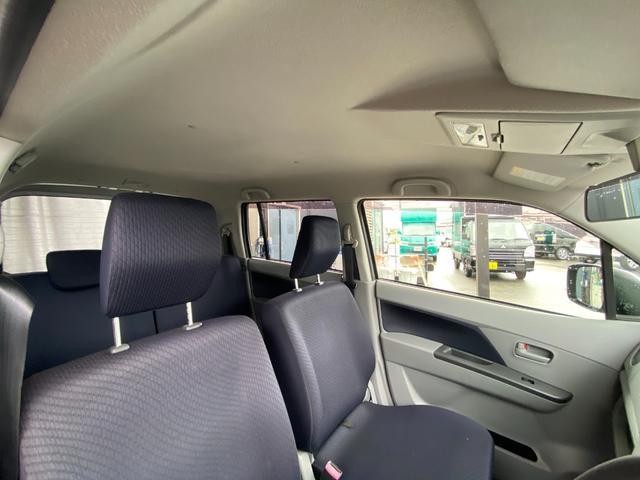 FX ワゴンR 660FX ミッション ユーザ買取車 純正オーディオ(65枚目)