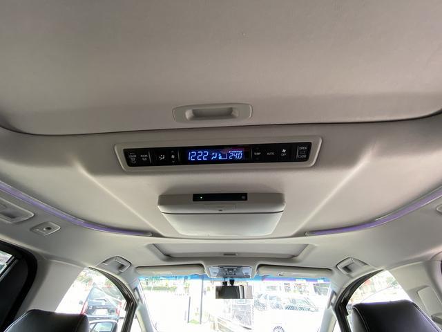 2.5Z Aエディション 1オーナ禁煙車LEDライトツインサンルーフ両側電動スライドドアレーダークルーズコントロール純正10インチ大型SDフルセグナビリヤフリップダウンモニターBカメラETCドライブレコーダー検5年6月(45枚目)