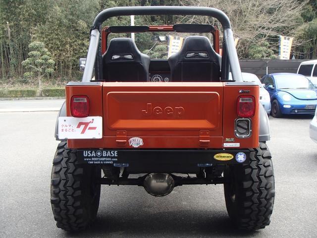 「その他」「AMCジープ CJ-7」「SUV・クロカン」「大分県」の中古車7