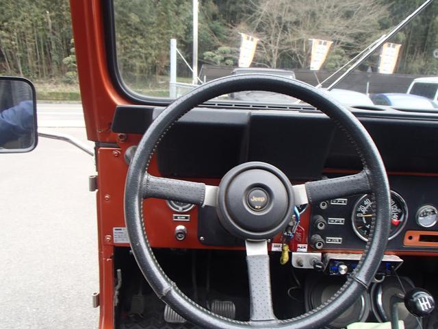 「その他」「AMCジープ CJ-7」「SUV・クロカン」「大分県」の中古車11