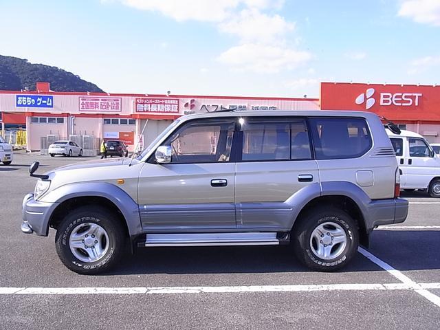 「トヨタ」「ランドクルーザープラド」「SUV・クロカン」「宮崎県」の中古車25