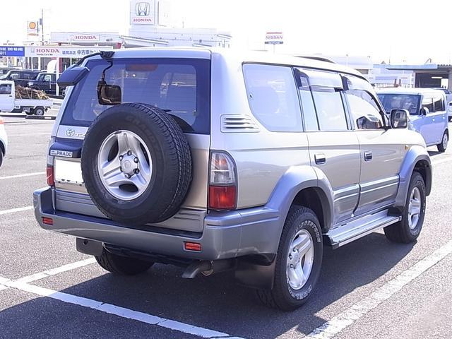 「トヨタ」「ランドクルーザープラド」「SUV・クロカン」「宮崎県」の中古車28