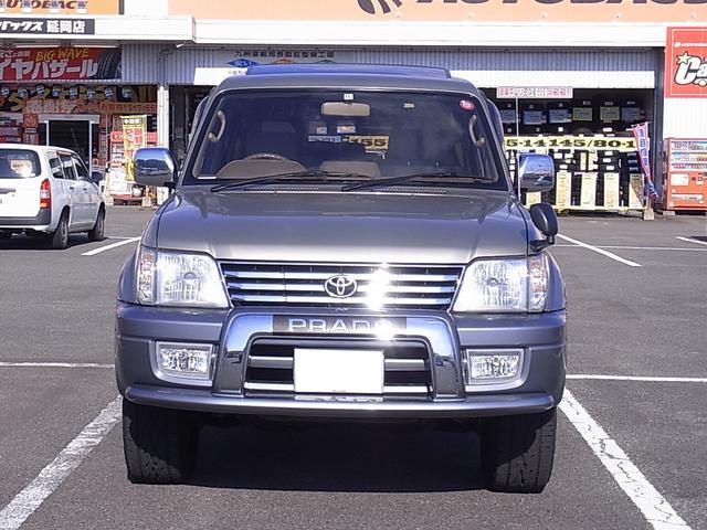 「トヨタ」「ランドクルーザープラド」「SUV・クロカン」「宮崎県」の中古車31