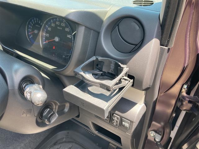 G CVT車 スマートキー CDデッキ オートエアコン ベンチシート 電動格納ドアミラー 純正14インチアルミ ドアミラーウインカー タイミングチェーン(9枚目)