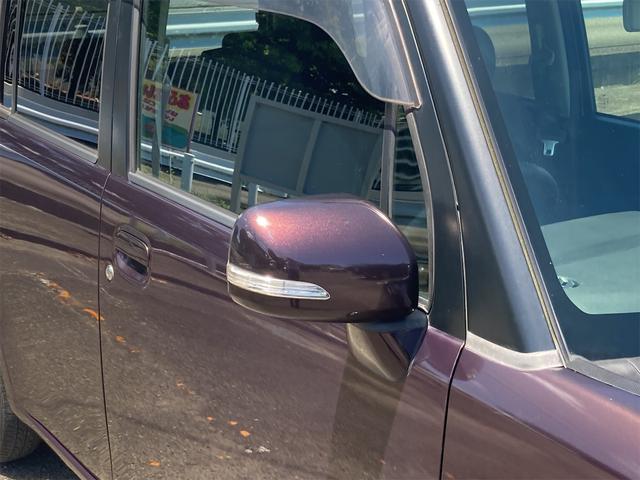 G CVT車 スマートキー CDデッキ オートエアコン ベンチシート 電動格納ドアミラー 純正14インチアルミ ドアミラーウインカー タイミングチェーン(23枚目)