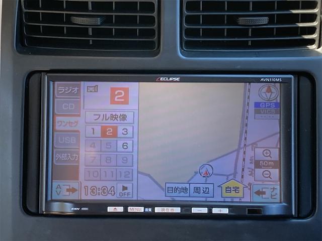 L ワンオーナー車 前後ドライブレコーダー メモリーナビワンセグTV キーレス 電動格納ドアミラー ABS Wエアバック CVT車 走行52566km(5枚目)