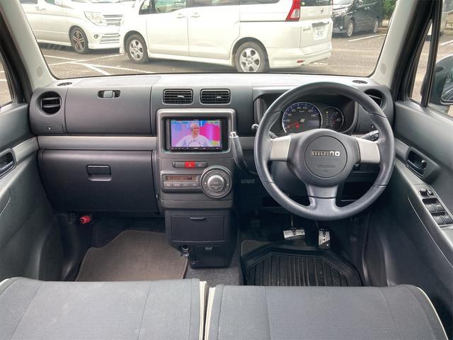 カスタム RS ターボ車 HIDヘッドライト 純正15インチアルミ 純正エアロ メモリーナビフルセグTV Bluetooth DVD再生 スマートキー ベンチシート タイミングチェーン(2枚目)